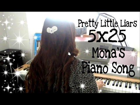 Pretty Little Liars | Mona's Piano Song
