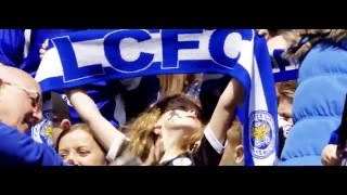 CHAMPIONS 2015/16 | Leicester City Season Montage
