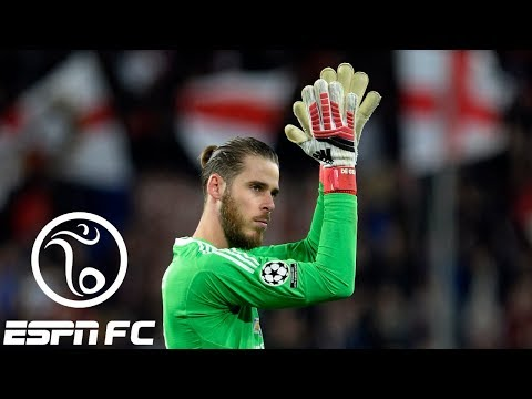 Manchester United scrapes 0-0 draw at Sevilla in Champions League | ESPN FC