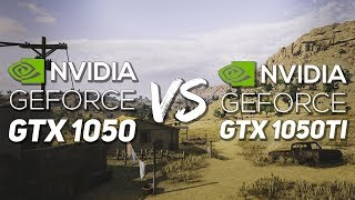 NVIDIA Geforce GTX 1050 VS NVIDIA Geforce GTX 1050Ti Laptop 2018!