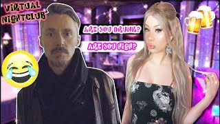 I TRIED TO GET INTO THE MOST EXCLUSIVE *ONLINE* NIGHTCLUB... AND DID IT?!?