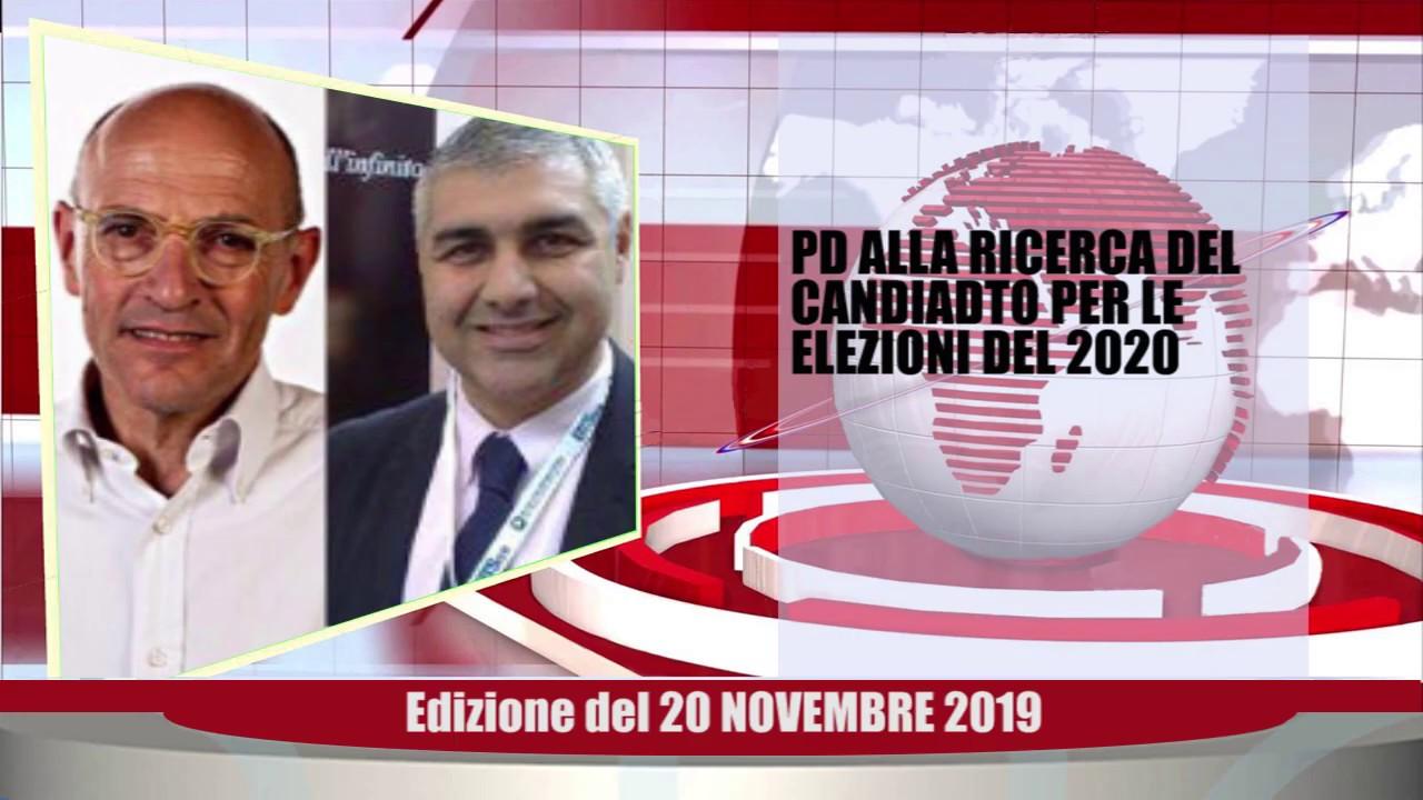 Velluto Senigallia Tg Web del 20 11 2019