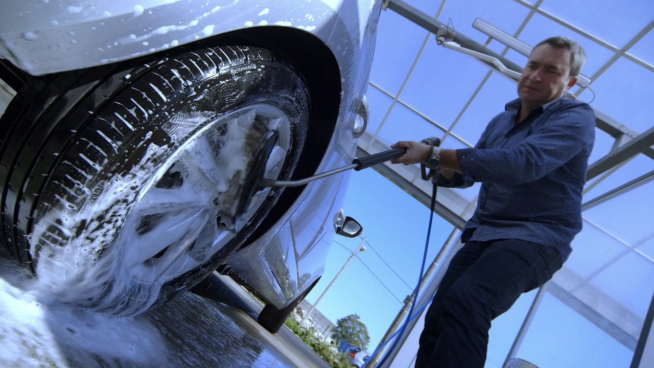 JetWash: Self-service car washes - impress your customers