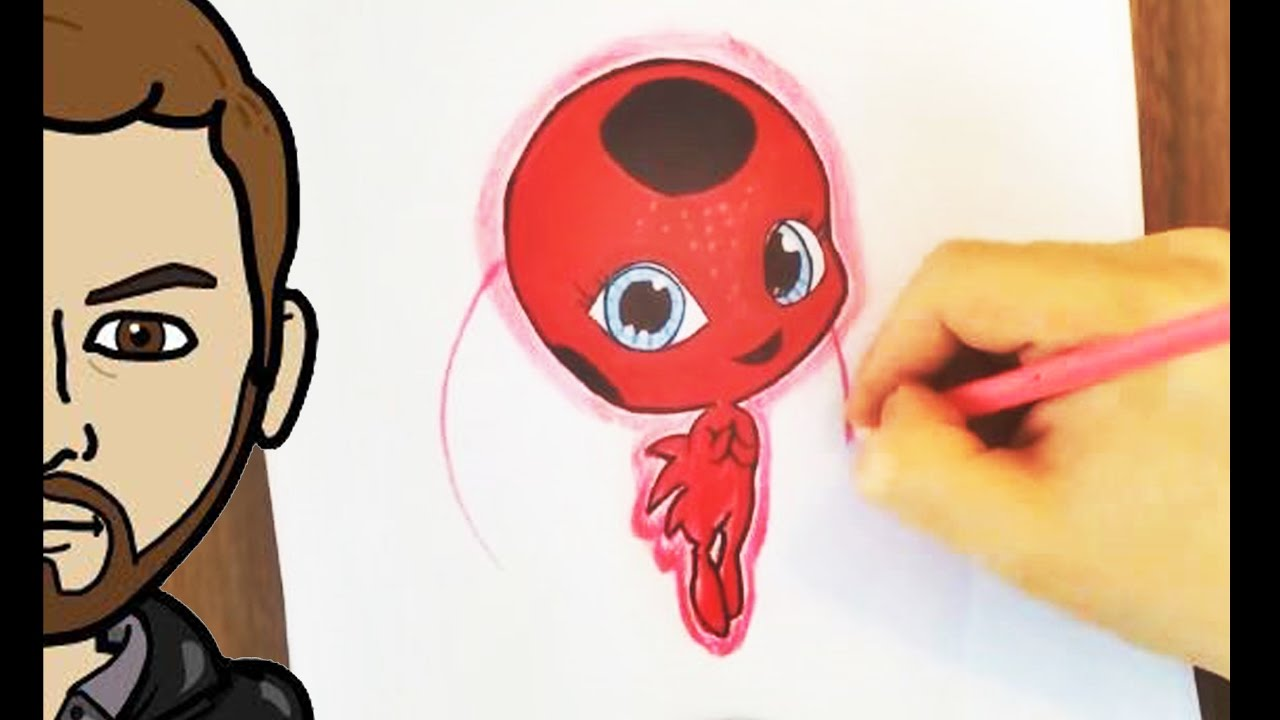 Mucize Uğur Böceği Tikki çizim Ladybug Tikki Draw Youtube