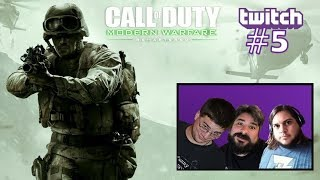 Game Rating Review Weekly TWITCH Stream: Call of Duty 4: Modern Warfare w/ Nick & David  (4/24/19)