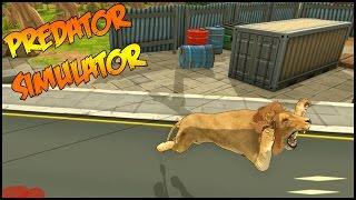 I AM NOW METALION! RAWR!   Predator Simulator