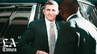 Trump pardons former national security advisor Michael Flynn