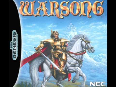 Warsong Music (Sega Genesis) - Enemy Phase 1 (Hard Battle)