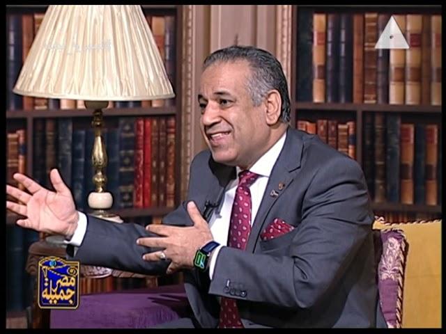 رئيس جمعية رجال الاعمال المصريين الافارقة يتحدث حول التنمية الاقتصادية الشامله افريقيا