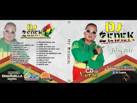 DJ ZEDEK - CD DE VERÃO 2017