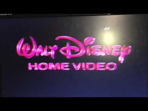 Opening to Walt Disney Cartoon Classics: Mickey and the Gang 1989 VHS
