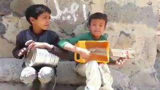 موهبه طفل يمني | ياليالي ياليالي قالو ان الحب حالي
