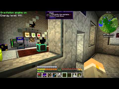 Bedrock Server - Bevo Tech Pack - #23 ME System