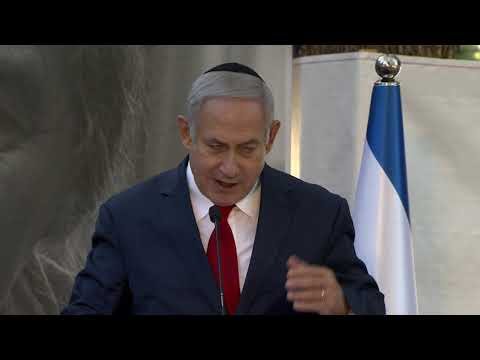 PM Netanyahu's Remarks at Golda Meir State Memorial Ceremony