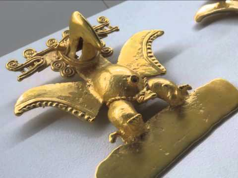 Gold - Costa Rica's Pre-Columbian gold artifacts.