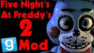 Garry's Mod: Five Nights At Freddy's 2 | Druga zmiana thumbnail