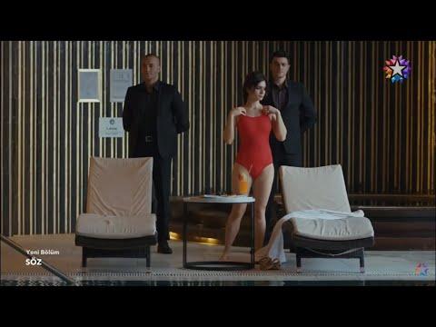 Söz 37. Bölüm - Eylem Havuza Mayo Ile Girince Olanlar Oldu! Keşanlı Utandı :D