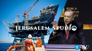The Eastern Mediterranean - Latest Developments – Jerusalem Studio 560