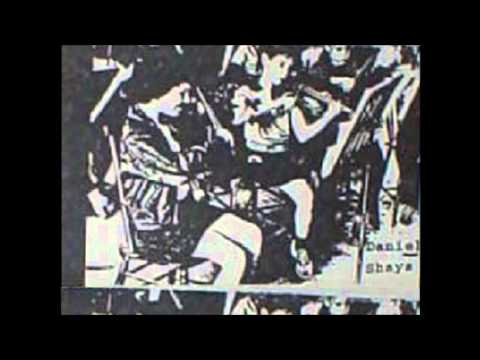 Daniel Shays - Demo tape (1992)