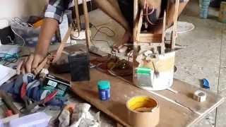 Master Slave Robotic Arm using Arduino UNO