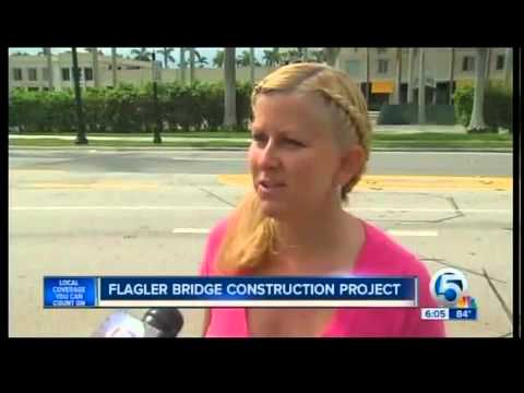 Flagler Memorial Bridge construction project gets underway Travel Video