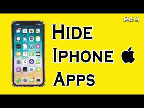 ✅  How To Hide Apps On iPhone 🔴.