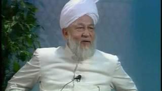 Liqa Ma'al Arab 13th March 1997 Question/Answer English/Arabic Islam Ahmadiyya