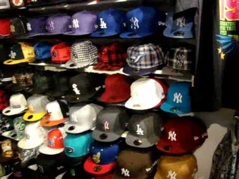 New Era Cap Shop Hong Kong - YouTube a27020b81f5
