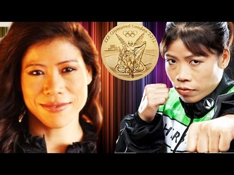 Mary Kom Biography | Success Story of Indian Woman Olympic Boxer