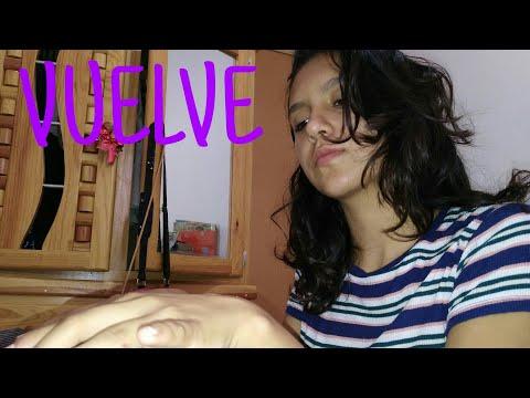 VUELVE BERET COVER SAM MEDINA♥