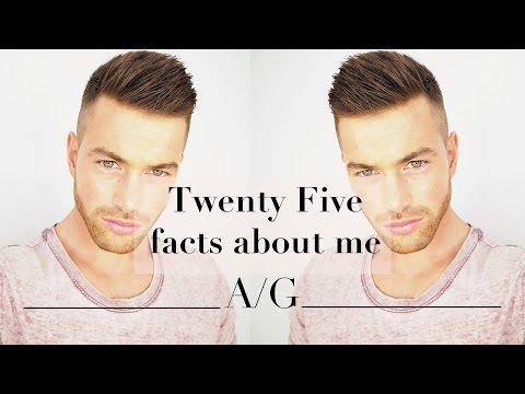 25 Facts about me | Ali Gordon