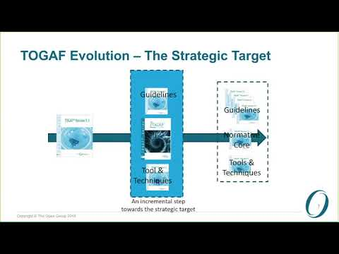 The Open Group - The TOGAF Standard, Version 9.2: Part 1