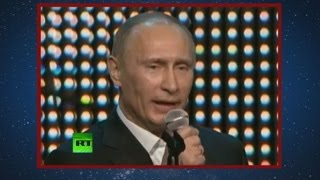 Planet America: Putin takes a break from his day job