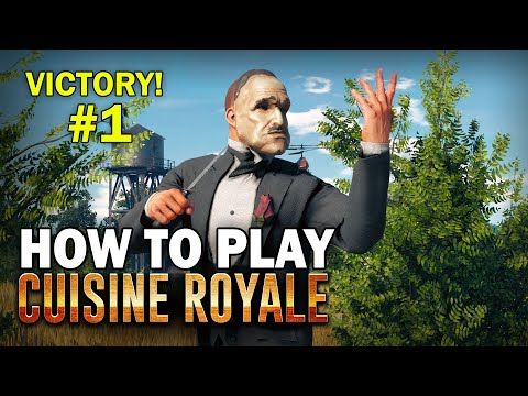 CUISINE ROYALE — HOW TO PLAY