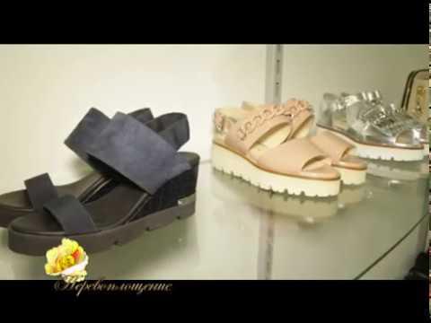 Модная обувь сезона 2016-2017. Магазин итальянской обуви и акссесуаров VIVA