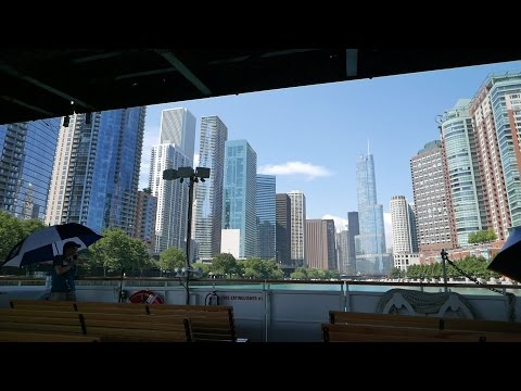 Chicago Architectural Boat Tour River Cruise (HD)
