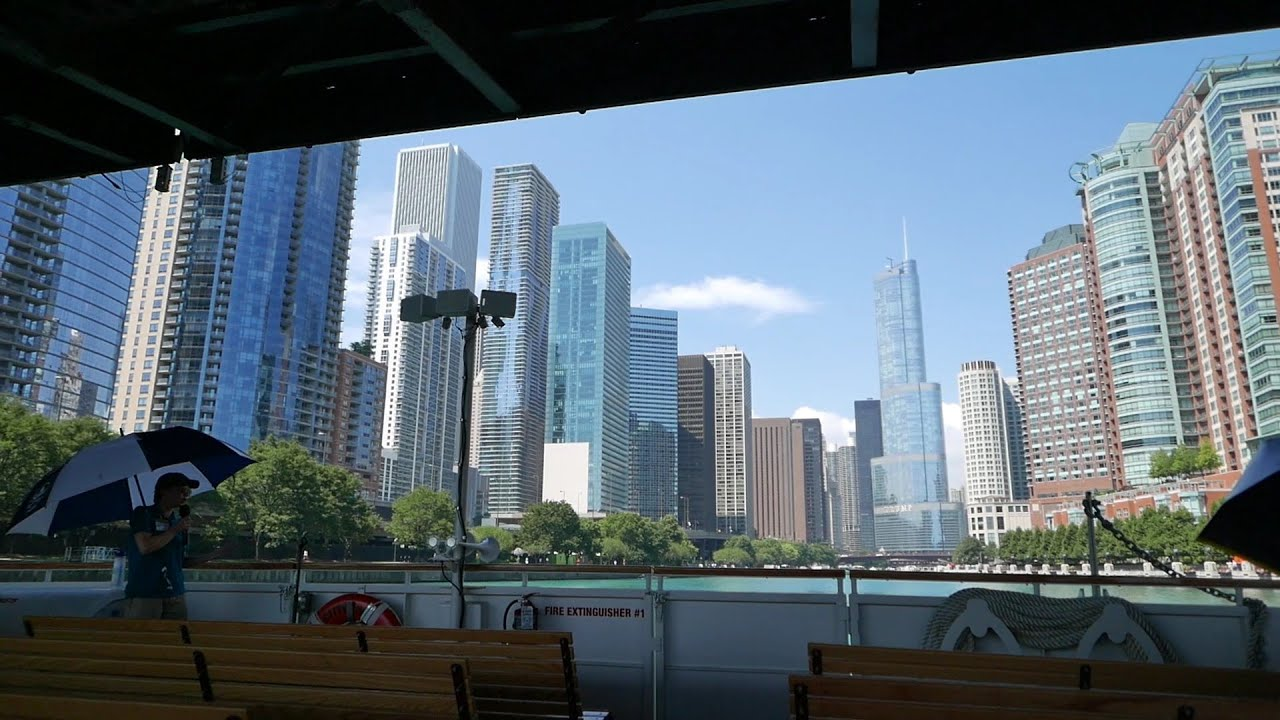 Chicago architectural boat tour river cruise 2016 youtube for R architecture tours