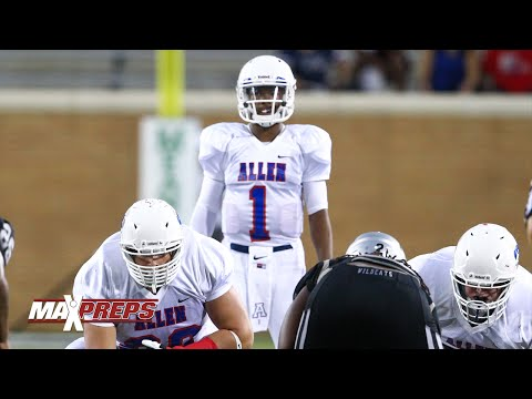 Kyler Murray Highlights - Texas A&M Commit - Week 2