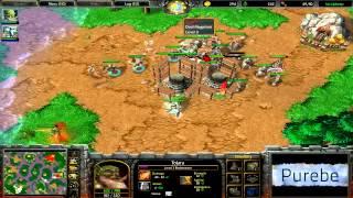 The War Cast - Jupiter (ORC) vs wAm (HU) - G2 - WC3 #245