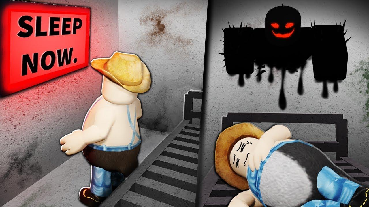 A Disturbing Roblox Hotel Room Youtube