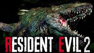 Buaya, Prototype, dan Kratos | Resident Evil 2 Moment Lucu (Bahasa Indonesia)