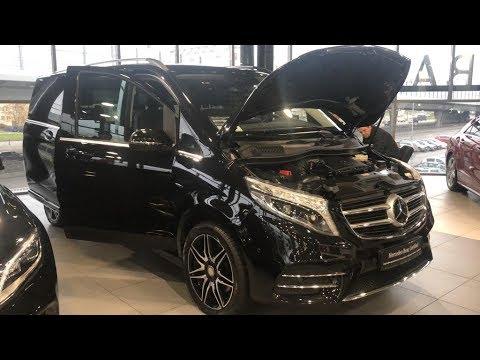 Mercedes V ! Топ Комплектация для автобуса за 5 млн !