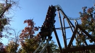 Powder Keg off-ride HD Silver Dollar City