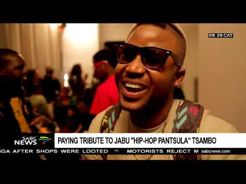 Paying tribute to HHP Part 1