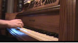 "Wrestling Piano Themes - ""Goldlust"" (Goldust WWE Theme)"