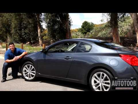 2010 Nissan Altima Coupe Review