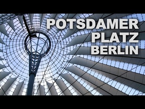 Potsdamer Platz & Kulturforum in Berlin