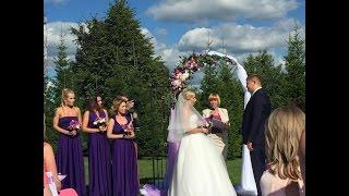 Усадьба Кобрино, Свадьба за городом, Свадьба на природе, Свадьба в Петербурге