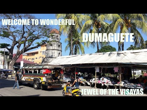 DUMAGUETE 2013, Jewel of The Visayas on Negros Island, Philippines
