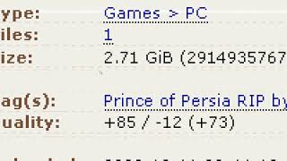 prince of persia 2008 ripped download (torrent) piratebay 100% working
